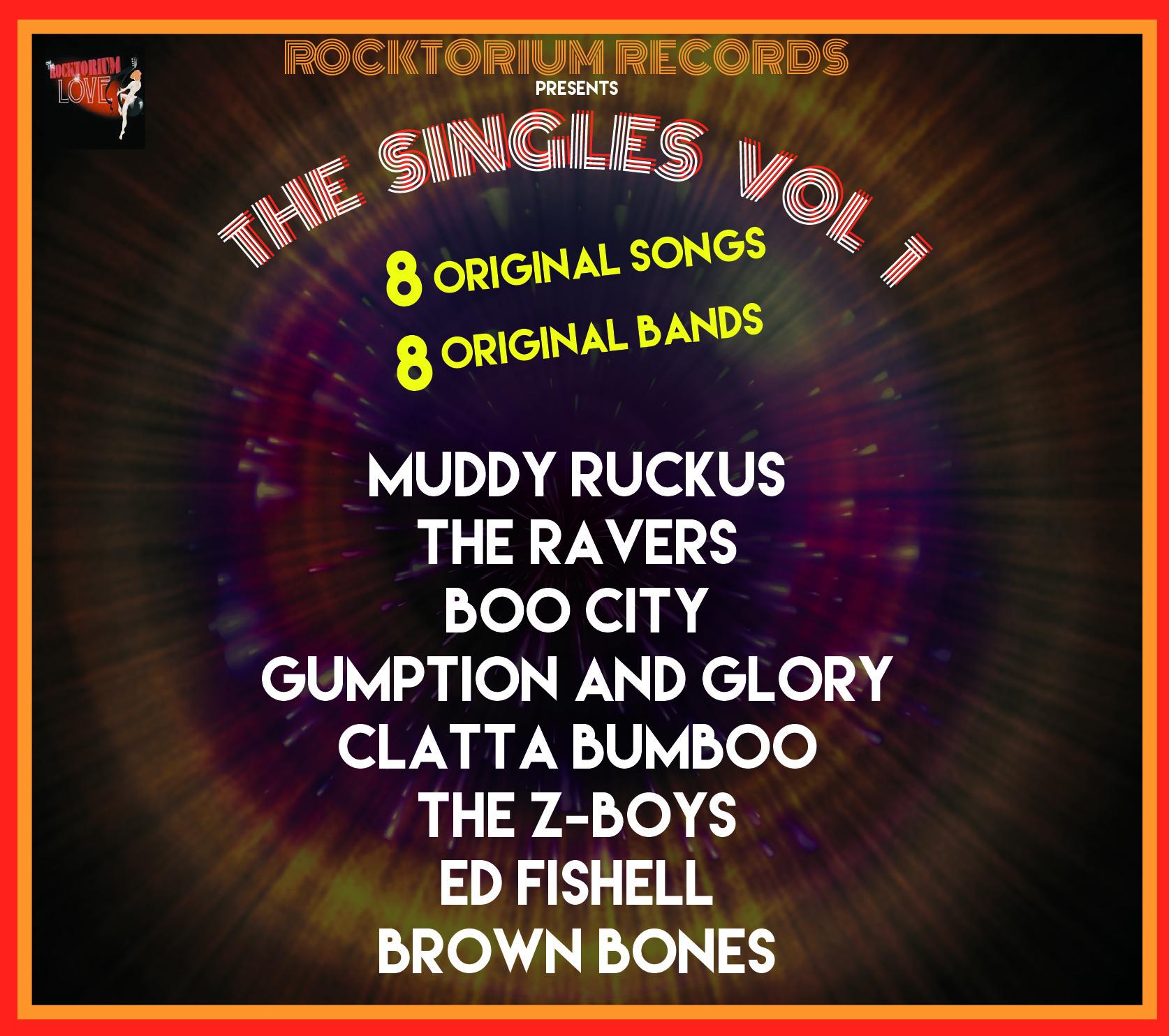 The Singles V1 CD